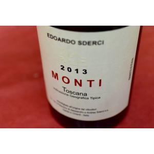 赤ワイン エドアルド・スデルチ / トスカーナ・モンティ [2013]|wineholic