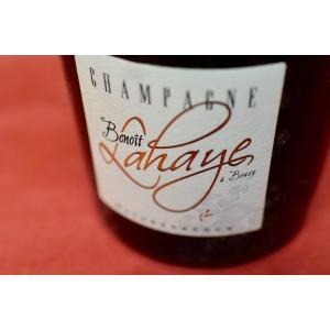シャンパン(泡物) ブノワ・ライエ / ナチュッレッサンス [2011]|wineholic