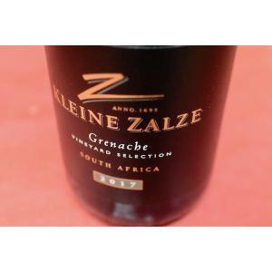 赤ワイン クライン・ザルゼ・ワインズ / ヴィンヤード・セレクション・グルナッシュ [2017]|wineholic