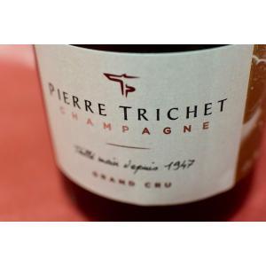シャンパン(泡物) トリシェ・ディディエ / ブラン・ド・ノワール・グラン・クリュ|wineholic