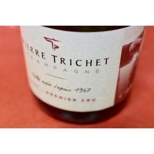 シャンパン(泡物) トリシェ・ディディエ / ブリュット・プルミエ・クリュ|wineholic