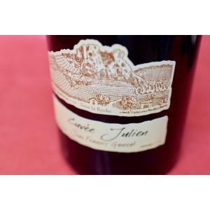 赤ワイン アンヌ・エ・ジャン・フランソワ・ガヌヴァ / コート・デュ・ジュラ・ピノ・ノワール・キュヴェ・ジュリアン 2015|wineholic