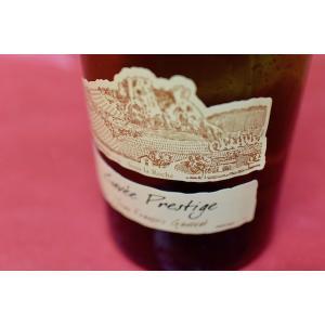 白ワイン アンヌ・エ・ジャン・フランソワ・ガヌヴァ / コート・デュ・ジュラ・キュヴェ・プレステージ 2008|wineholic