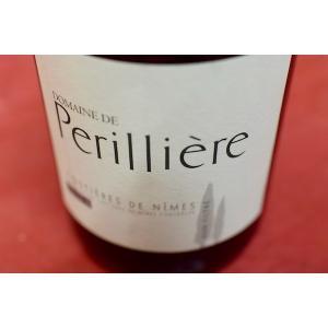 赤ワイン ドメーヌ・ド・ペリリエール / コスティエール・ド・ニーム ルージュ [2017]|wineholic