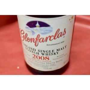 モルト・ウイスキー グレンファークラス 2008/9Y 46%|wineholic