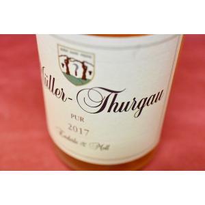 白ワイン エンデルレ・ウント・モル / ミュラー= トゥルガウ ・ピュール [2017]|wineholic