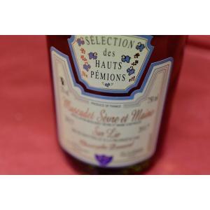 白ワイン ドメーヌ・デ・オー・ペミオン / セレクション・デ・ムスカデ・ド・セーヴル・エ・メーヌ [2017]|wineholic