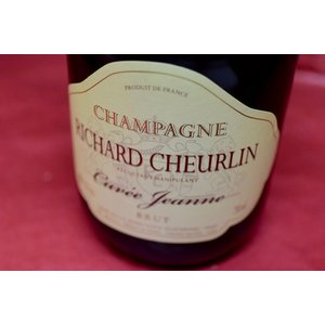 シャンパン(泡物) リシャール・シュルラン / ブリュット・キュヴェ・ジャンヌ [2006]|wineholic