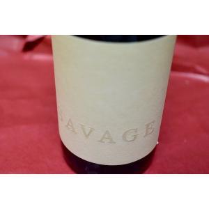 赤ワイン サヴェージ / レッド  [2015]|wineholic
