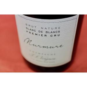 シャンパン(泡物) ジャン・ルイ・ヴェルニョン / ブリュット・ナチュール ブラン・ド・ブラン・ミュルミュル・プルミエ・クリュ|wineholic