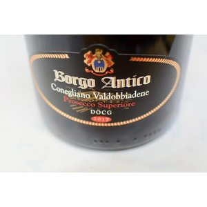シャンパン(泡物) ボルゴ・アンティコ / コネリアーノ・ヴァルドッビアデーネ・プロセッコ・スペリオーレ・ミッレジマート [2017] ブリュット|wineholic