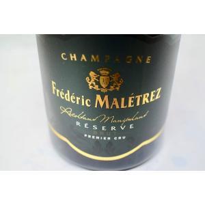 シャンパン(泡物) フレデリック・マルトレ / ブリュット・レゼルヴ・プルミエ・クリュ 1500ml|wineholic