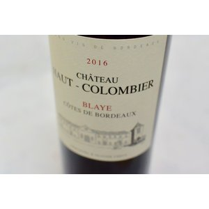 赤ワイン シャトー・オー・コロンビエ / シャトー・オー・コロンビエ・ルージュ [2016]|wineholic