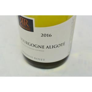 白ワイン ドメーヌ・ロワイエ / ブルゴーニュ・アリゴテ [2016]|wineholic