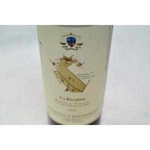 赤ワイン ファットーリア・サン・ジュースト・ア・レンテンナーノ / トスカーナ・ラ・リコルマ [2015]|wineholic