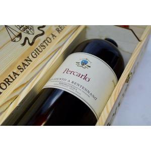 赤ワイン ファットーリア・サン・ジュースト・ア・レンテンナーノ / トスカーナ・ペルカルロ [2014] 1500ml|wineholic