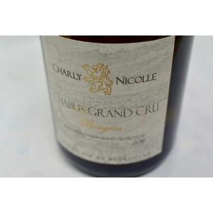 白ワイン ドメーヌ・シャルリー・ニコル / シャブリ・グラン・クリュ・ブーグロ [2016]|wineholic