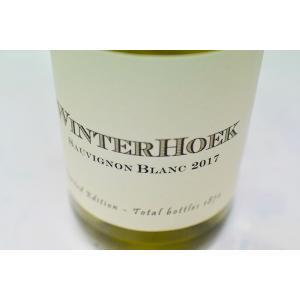 白ワイン カレンダー・ピーク / ウィンターフック?ソーヴィニヨン?ブラン [2017]|wineholic