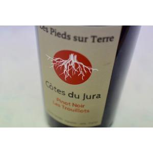 赤ワイン ドメーヌ・モレル / コート・デュ・ジュラ ピノ・ノワール レ・トゥルイヨ [2016]|wineholic