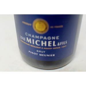 シャンパン(泡物) ジョゼ・ミッシェル / ブリュット・ピノ・ムニエ wineholic