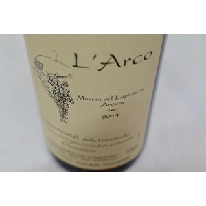 赤ワイン ラルコ / アマローネ・デッラ・ヴァルポリチェッラ・クラッシコ [2013]|wineholic