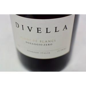 シャンパン(泡物) ディヴェッラ・グッサーゴ /ブラン・ド・ブラン・ドサッジョ・ゼロ [2015]|wineholic