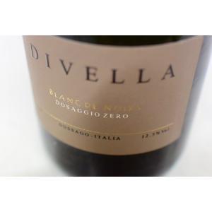 シャンパン(泡物) ディヴェッラ・グッサーゴ / ブラン・ド・ノワール・ドサッジョ・ゼロ [2012]|wineholic