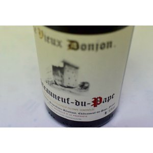 赤ワイン ル・ビュー・ドンジョン / シャトーヌフ・デュ・パフ・ルージュ [2016]  1500ml|wineholic