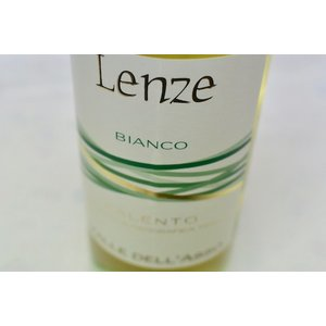 白ワイン ヴァッレ・デッラッソ / サレント・ビアンコ レ・レンツェ [2017]|wineholic