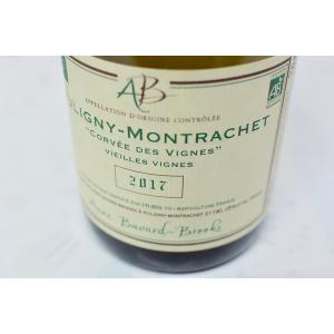 白ワイン ドメーヌ・アンヌ・ババール・ブルックス / ピュリニー・モンラッシェ・コルヴェ・ド・ヴィーニュ・ヴィエイユ・ヴィーニュ [2017]|wineholic