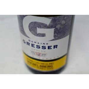 白ワイン ドメーヌ・グレッセール / ヴィーベルスベルク・グラン・クリュ・リースリング・ヴィエイユ・ヴィーニュ [2002]|wineholic