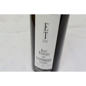 赤ワイン エルンスト・トリーバウマー / ブラウフレンキッシュ [2016]|wineholic