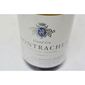白ワイン ドメーヌ・ラモネ / モンラッシェ・グラン・クリュ [2011]|wineholic