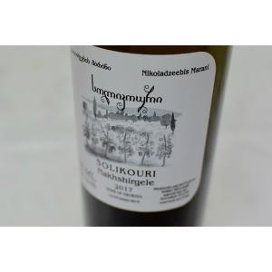 白ワイン ラマス・ニコラズ / ソリコウリ・ナフシルゲレ (マセレーション3カ月)[2017]|wineholic