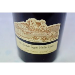 白ワイン ドメーヌ・ガヌヴァ / コート・デュ・ジュラ・シャルドネ・レ・グランテップ・ヴィエイユ・ヴィーニュ [2011]|wineholic