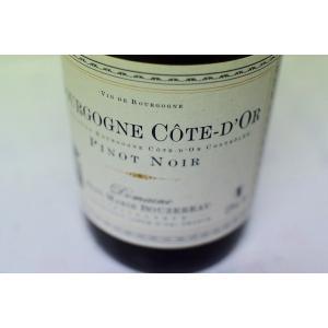 赤ワイン ドメーヌ・ジャン・マリー・ブーズロー /  ブルゴーニュ・コート・ドール・ピノ・ノワール [2017]|wineholic