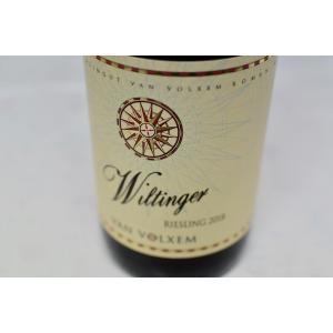 白ワイン ファン・フォルクセン / ヴィルティンガー・リースリング [2018] wineholic