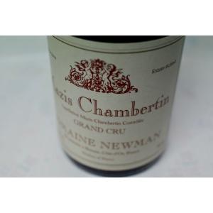 赤ワイン ドメーヌ・ニューマン / マジ・シャンベルタン・グラン・クリュ [2011]