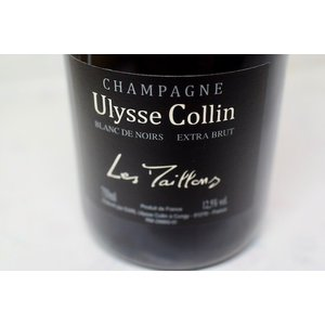 シャンパン(泡物) ユリス・コラン(オリヴィエ・コラン) / ブラン・ド・ノワール レ・マイヨン [2015]|wineholic