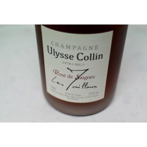 シャンパン(泡物) ユリス・コラン(オリヴィエ・コラン) / エクストラ・ブリュット・ロゼ・ド・セニェ・レ・マイヨン [2015]|wineholic