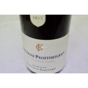 赤ワイン ドメーヌ・フォンテーヌ・ガニャール / ブルゴーニュ・パストゥグラン [2017]|wineholic