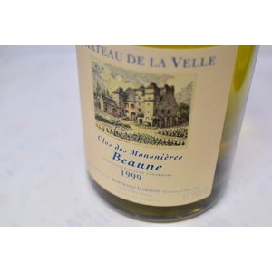 白ワイン ベルトラン・ダルヴィオ / ボーヌ・プルミエ・クリュ・クロ・デ・モンスニエール [1999] 1500ml|wineholic