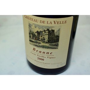 赤ワイン ベルトラン・ダルヴィオ / シャトー・ド・ラ・ヴェル・ボーヌ・ヴィエイユ・ヴィーニュ [2000] 1500ml|wineholic
