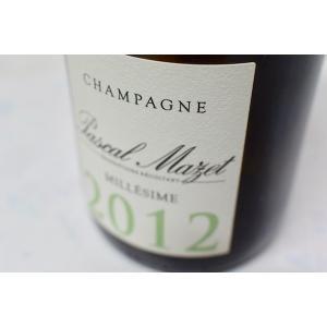 シャンパン(泡物) パスカル・マゼ / ブリュット・ミレジメ・プルミエ・クリュ [2012] wineholic
