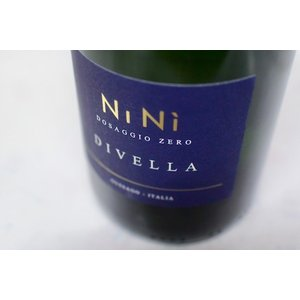 シャンパン(泡物) ディヴェッラ・グッサーゴ / ニーニ・ドサッジョ・ゼロ [2013]|wineholic