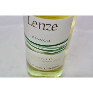 白ワイン ヴァッレ・デッラッソ / サレント・ビアンコ レ・レンツェ [2018] wineholic