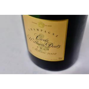 シャンパン(泡物) ドゥーツ / キュヴェ・ウイリアム・ドゥーツ [2002]|wineholic