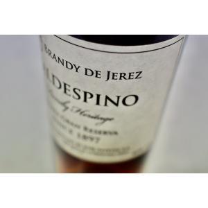 バルデスピノ/ ファミリー・ヘリテージ・ブランデー 700ml 40%|wineholic