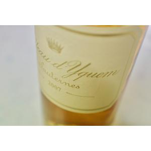 甘口ワイン シャトー・ディケム [2007]|wineholic