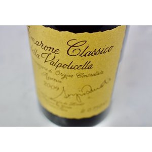 赤ワイン ゼナート/ アマローネデッラ・ヴァルポリチェッラ・クラシコ・レゼルヴァ [2009] wineholic